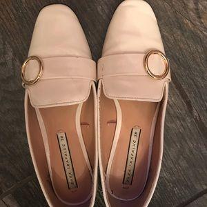 Zara loafers size 8